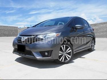 Foto venta Auto usado Honda Fit Hit 1.5L Aut (2017) color Acero precio $225,000