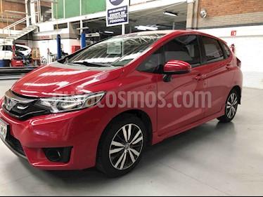 Foto venta Auto usado Honda Fit Hit 1.5L Aut (2016) color Rojo precio $195,000