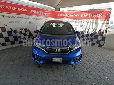 Foto venta Auto usado Honda Fit Hit 1.5L Aut (2018) color Azul precio $265,000