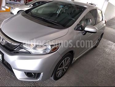 Foto venta Auto Seminuevo Honda Fit Hit 1.5L Aut (2015) color Plata precio $183,000