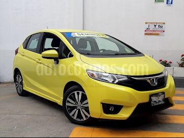 Foto venta Auto usado Honda Fit Hit 1.5L Aut (2016) color Oro precio $224,900