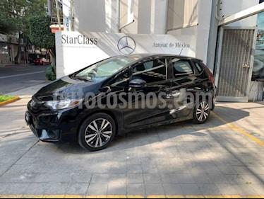Foto venta Auto usado Honda Fit Hit 1.5L Aut (2017) color Negro precio $215,000