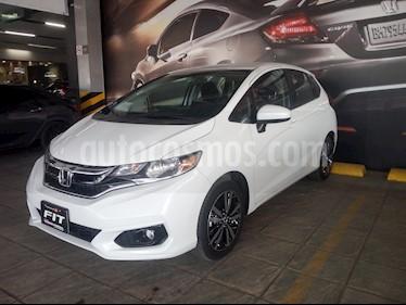 Foto venta Auto usado Honda Fit Hit 1.5L Aut (2019) color Blanco precio $285,000