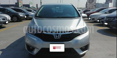 Foto venta Auto Seminuevo Honda Fit Hit 1.5L Aut (2015) color Plata precio $205,000