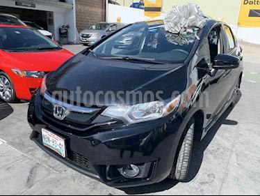 Foto venta Auto usado Honda Fit Hit 1.5L Aut (2017) color Negro precio $225,000