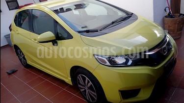 Honda Fit Hit 1.5L Aut usado (2015) color Oro precio $158,000