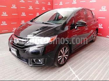 Foto venta Auto usado Honda Fit Hit 1.5L Aut (2017) color Negro precio $229,000