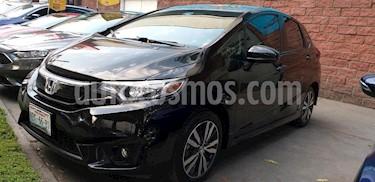Foto venta Auto Seminuevo Honda Fit Hit 1.5L Aut (2017) color Negro precio $233,000