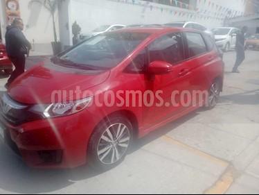 Foto venta Auto usado Honda Fit Hit 1.5L Aut (2015) color Rojo precio $189,000