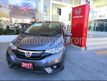 Foto venta Auto usado Honda Fit Hit 1.5L Aut (2017) color Acero precio $234,900