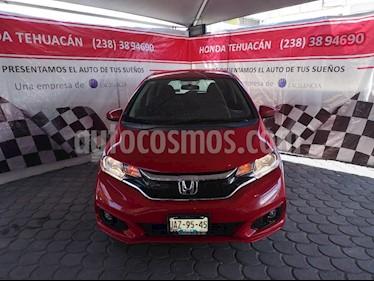 Foto venta Auto usado Honda Fit Hit 1.5L Aut (2018) color Rojo precio $242,000