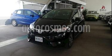 Foto venta Auto Seminuevo Honda Fit Hit 1.5L Aut (2017) color Negro precio $219,000