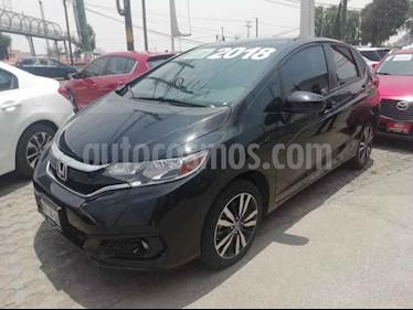 Foto venta Auto usado Honda Fit Hit 1.5L Aut (2018) color Negro precio $250,000