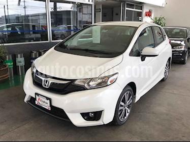 Foto venta Auto usado Honda Fit Hit 1.5L Aut (2017) color Blanco precio $239,000