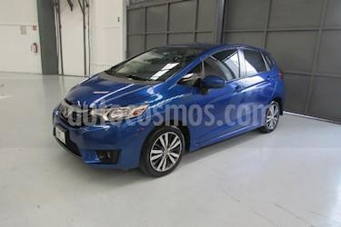 Foto venta Auto Seminuevo Honda Fit Hit 1.5L Aut (2015) color Azul precio $170,000