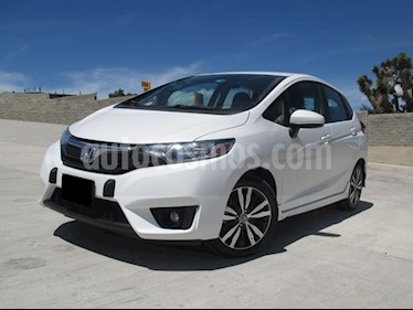 foto Honda Fit Hit 1.5L Aut usado (2017) color Blanco Marfil precio $208,000