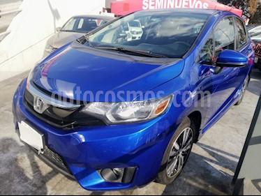 Foto venta Auto usado Honda Fit Hit 1.5L Aut (2016) color Azul precio $210,000