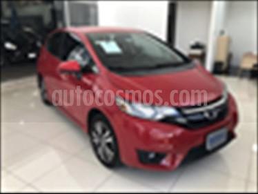 Foto Honda Fit Hit 1.5L Aut usado (2016) color Rojo precio $199,000