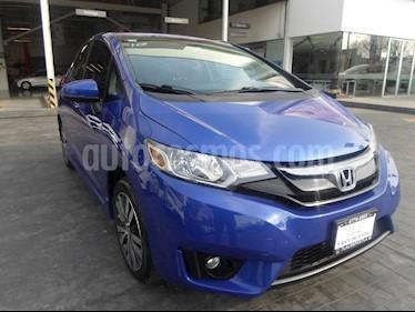 Foto venta Auto Seminuevo Honda Fit Hit 1.5L Aut (2015) color Azul precio $195,000