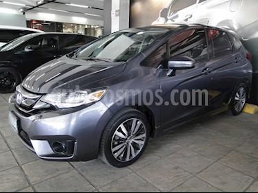 Foto venta Auto usado Honda Fit Hit 1.5L Aut (2017) color Acero precio $255,000