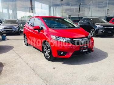 Foto venta Auto usado Honda Fit Hit 1.5L Aut (2016) color Rojo precio $210,000