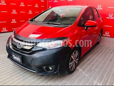 Foto venta Auto usado Honda Fit Hit 1.5L Aut (2016) color Rojo precio $209,000