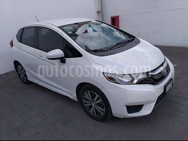Foto venta Auto usado Honda Fit Hit 1.5L Aut (2015) color Blanco precio $175,000