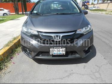Foto venta Auto Seminuevo Honda Fit Hit 1.5L Aut (2017) color Gris precio $235,000