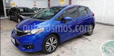 Foto Honda Fit Hit 1.5L Aut usado (2018) color Azul precio $259,000