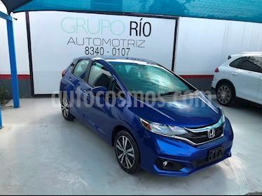 Foto venta Auto usado Honda Fit Hit 1.5L Aut (2018) color Azul precio $248,000