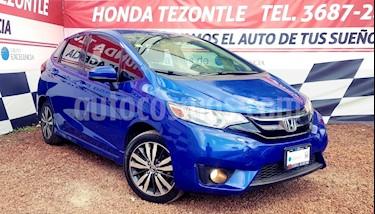 Foto venta Auto usado Honda Fit Hit 1.5L Aut (2015) color Azul precio $200,000