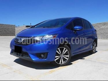 Foto venta Auto usado Honda Fit Hit 1.5L Aut (2016) color Azul precio $220,000