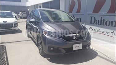 Foto venta Auto usado Honda Fit Hit 1.5L Aut (2019) color Gris precio $269,000