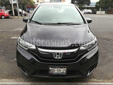 Foto Honda Fit Hit 1.5L Aut usado (2017) color Negro precio $215,000