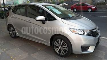 Foto Honda Fit Hit 1.5L Aut usado (2016) color Plata precio $208,000