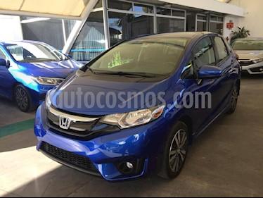 Foto venta Auto usado Honda Fit Hit 1.5L Aut (2017) color Azul precio $229,000