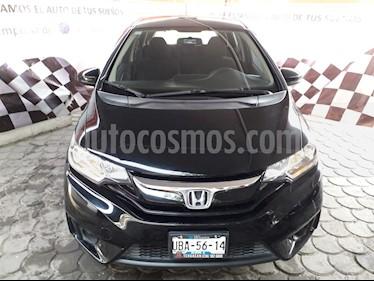 Foto Honda Fit Hit 1.5L Aut usado (2017) color Negro precio $209,000