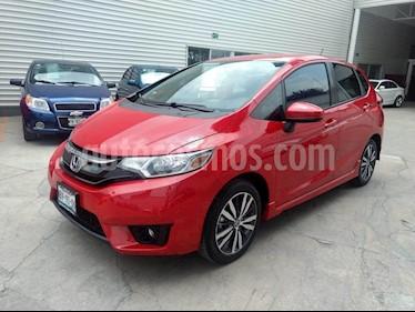 Foto venta Auto usado Honda Fit Hit 1.5L Aut (2017) color Rojo precio $239,000
