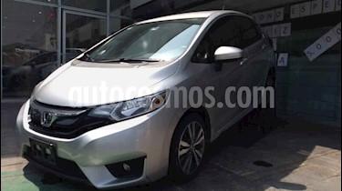 Foto venta Auto usado Honda Fit Hit 1.5L Aut (2016) color Plata precio $215,000