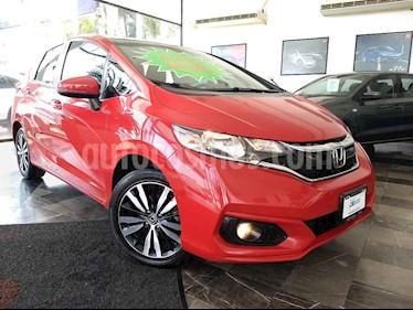 Foto venta Auto usado Honda Fit Hit 1.5L Aut (2018) color Rojo precio $275,000