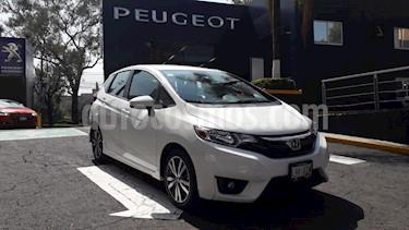 Foto venta Auto usado Honda Fit Hit 1.5L Aut (2016) color Blanco Marfil precio $185,000