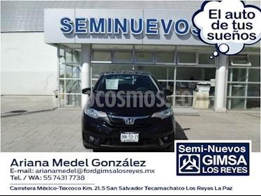 Foto venta Auto usado Honda Fit Hit CVT (2017) color Negro precio $220,000