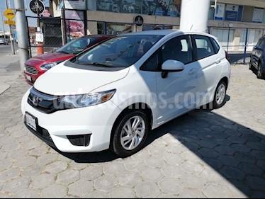 Foto venta Auto usado Honda Fit Hit CVT (2016) color Blanco precio $200,000