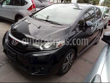 Honda Fit Hit CVT usado (2017) color Negro precio $224,000
