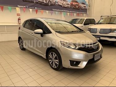 Foto venta Auto usado Honda Fit HIt (2014) color Plata precio $215,000