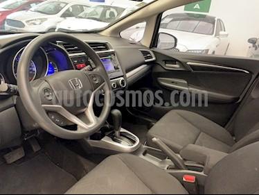 Honda Fit HIt usado (2016) color Plata precio $215,000