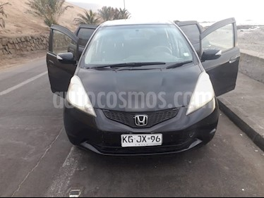 Foto Honda Fit LX 1.3L usado (2009) color Negro precio $1.500.000