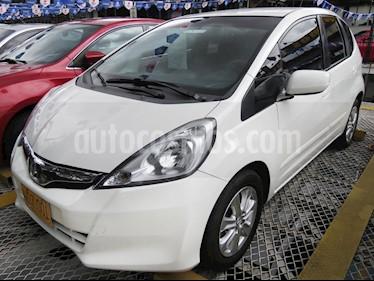 Foto venta Carro usado Honda Fit LX 1.4L  (2013) color Blanco precio $32.900.000