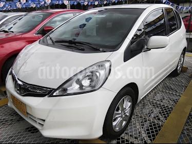 Foto venta Carro usado Honda Fit LX 1.4L  (2013) color Blanco precio $30.900.000