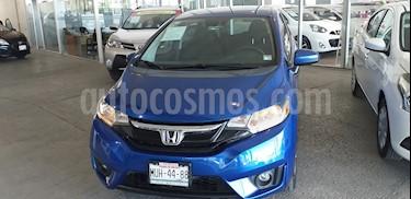 Foto venta Auto usado Honda Fit LX 1.5L Aut (2017) color Azul precio $180,000